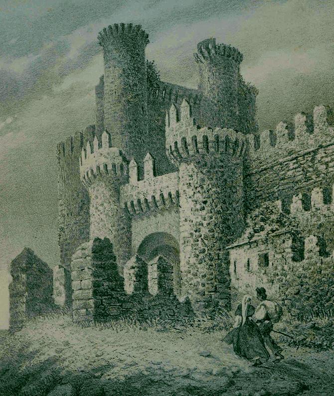 Memorias autorizadas de un castillo… En el Siglo XX