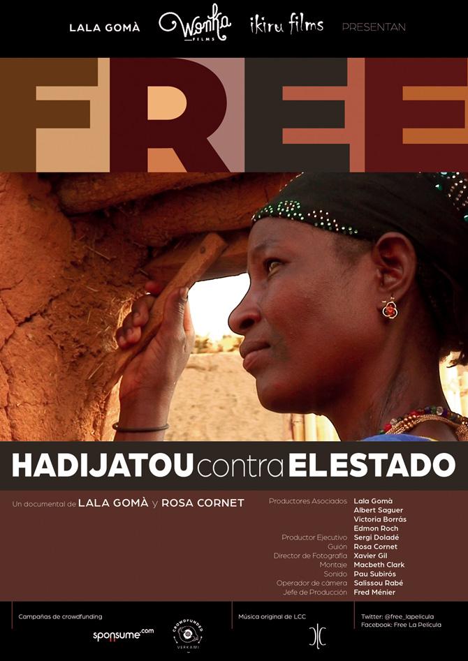 FREE (HADIJATOU CONTRA EL ESTADO)