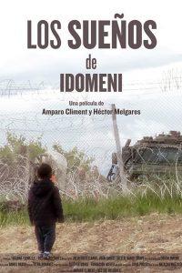 Cartel Los Sueños de Idomeni