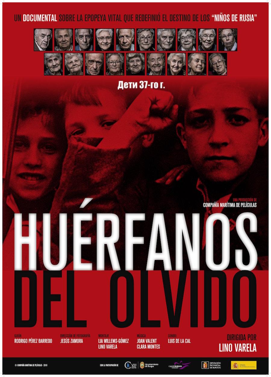 HUÉRFANOS DEL OLVIDO