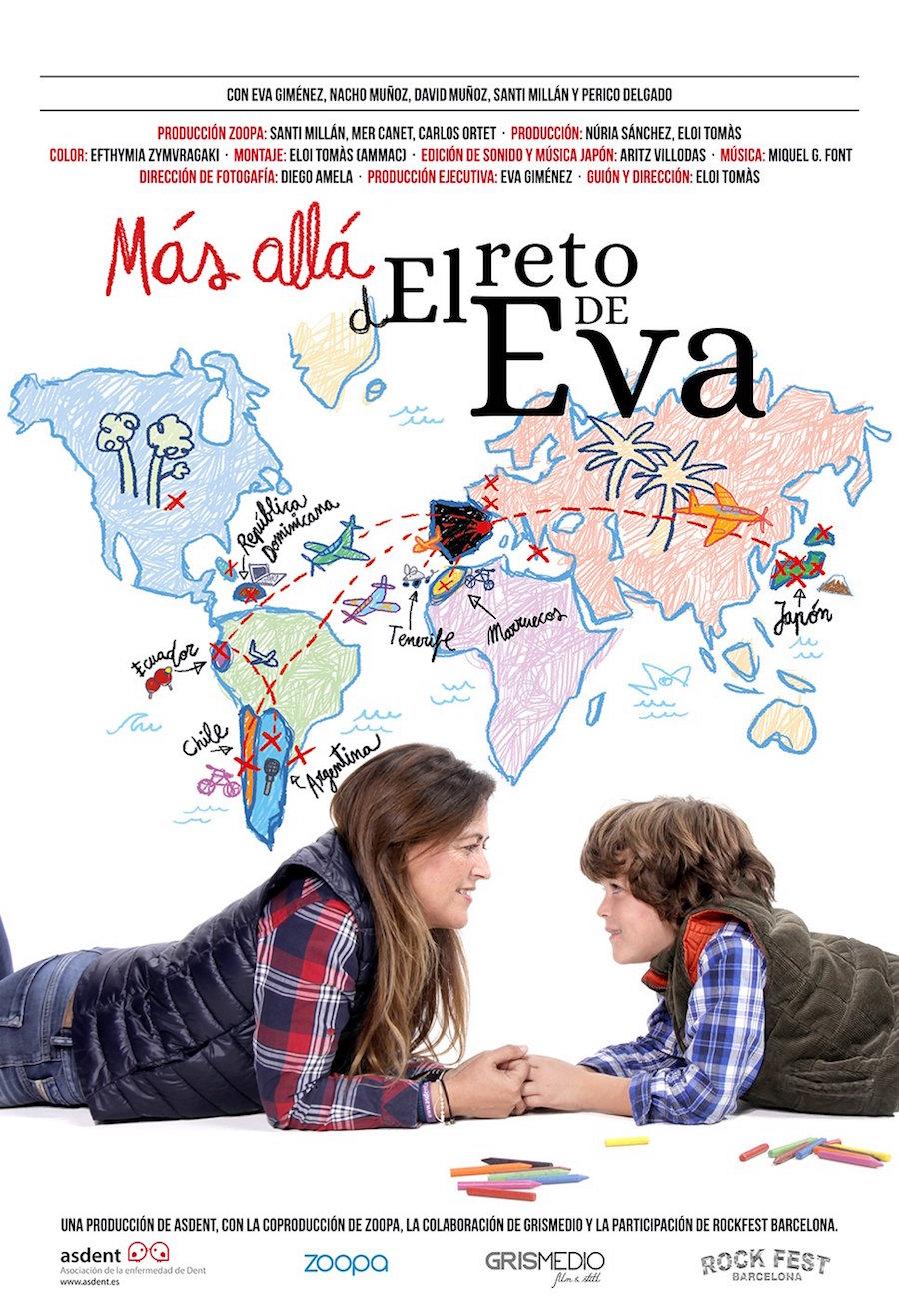 MAS ALLÁ DEL RETO DE EVA