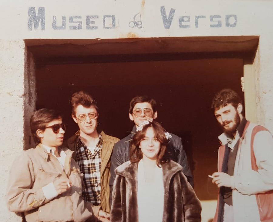 SUICIDARIO (1984)